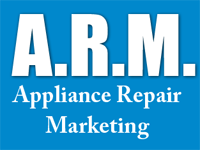 Appliance Repair Marketing Logo